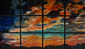 Sunset in Twelve