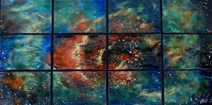 rose nebula in 12_2
