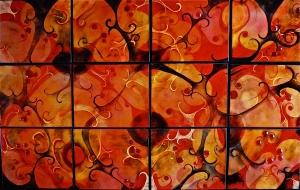 Autumn Fugue - 12 Panels