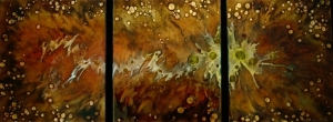"Autumn Neula, 12""x 34"""